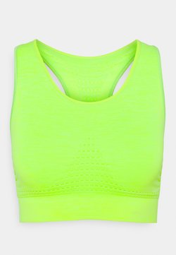 Sweaty Betty - STAMINA WORKOUT BRA  - Sujetador deportivo - citrus green