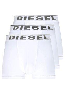 Diesel - UMBX-DAMIENTHREEPACK BOXER 3PACK - MPACK:3 - Panties - weiß