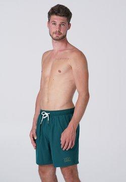 VIDA SWIM - RIO - Shorts da mare - green