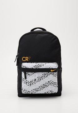 Nike Performance - Reppu - black/white/total orange