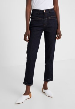 CLOSED - PEDAL PUSHER - Jeans baggy - dark blue
