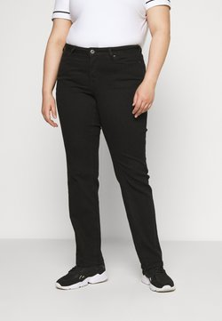 JUNAROSE - by VERO MODA - JRTENNOLA - Slim fit jeans - black