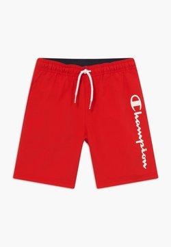 Champion - BERMUDA - Zwemshorts - red
