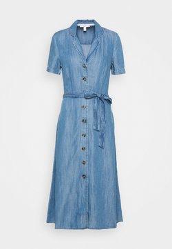 Esprit - Maxi-jurk - blue medium wash
