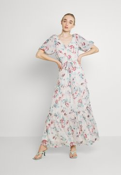 Nly by Nelly - DEEP BACK VOLUME GOWN - Maxikleid - multicoloured