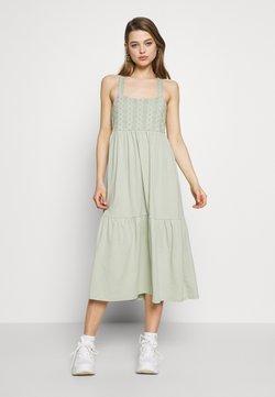 ONLY - ONLVANNA DRESS - Vestido ligero - desert sage