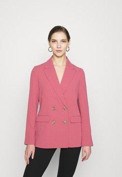 Forever New - CRYSTAL CREPE SUIT - Blazer - blush