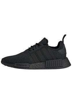 adidas Originals - NMD R1 PRIMEBLUE UNISEX - Matalavartiset tennarit - core black/core black/core black