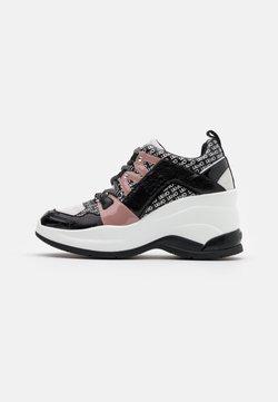 Liu Jo Jeans - KARLIE REVOLUTION  - Sneakers laag - white/black