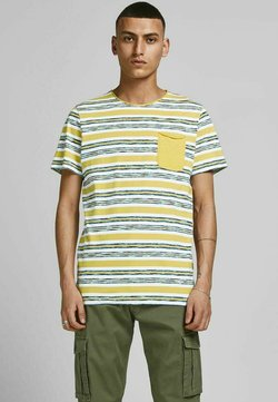 Jack & Jones - T-Shirt print - sahara sun