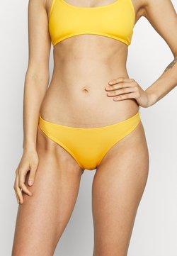 Hunkemöller - NAPA RIO - Bikinibroekje - yellow