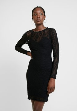 Guess - OLIVIA DRESS - Etuikleid - jet black