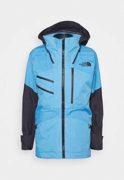 The North Face - BRIGANDINE FUTURELIGHT JACKET - Hardshelljacka - ether light blue/tnf black