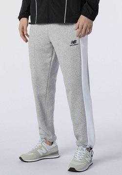 New Balance - Pantaloni sportivi - grey