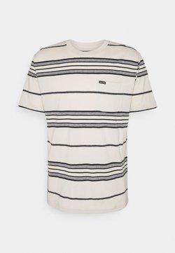 Brixton - HILT  - T-Shirt print - beige