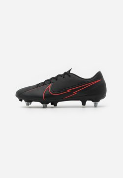 Nike Performance - VAPOR 13 ACADEMY SG-PRO AC - Chaussures de foot à lamelles - black/dark smoke grey