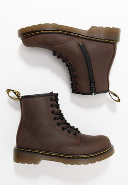 Dr. Martens - 1460 Serena J Republic Wp - Schnürstiefelette - dark brown