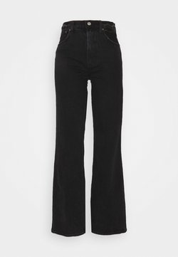 Abercrombie & Fitch - Relaxed fit jeans - washed black