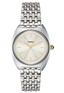 Timex - MILANO CASE DIAL BRACELET - Montre - silver-coloured