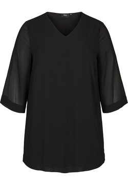 Zizzi - Bluse - black