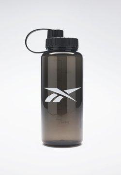 Reebok - ONE SERIES TRAINING WATER BOTTLE 1 L - Drikkeflaske - black