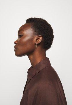 Maria Black - MESSINA HOOP - Earrings - gold-coloured