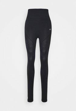 ONLY PLAY Tall - ONPJASE CIRCULAR - Legging - black