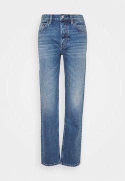 Boyish - LONG HIGH RISE STRAIGHT  - Straight leg jeans - greed
