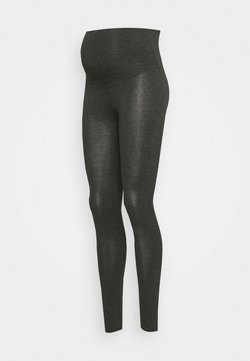 9Fashion - SAVA  - Leggings - anthracite melange