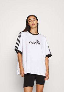 adidas Originals - TEE - Printtipaita - white