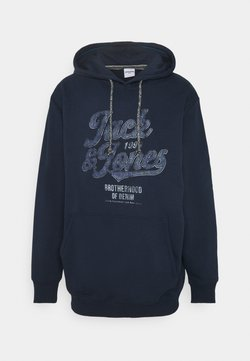 Jack & Jones - JJJACK HOOD  - Sweat à capuche - navy blazer