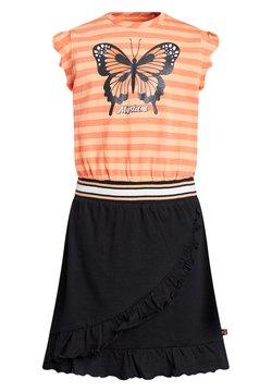 WE Fashion - Jerseykleid - orange