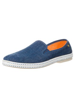 RIVIERAS - BLUE JEAN - Mocasines - denim