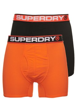 Superdry - 2 PACK - Shorty - orange