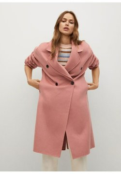 Mango - PICAROL - Klassinen takki - pastellrosa