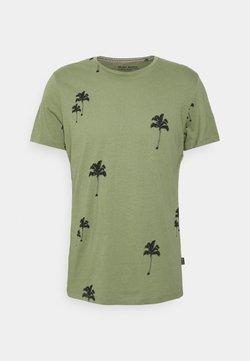 Blend - TEE - T-shirt print - oil green