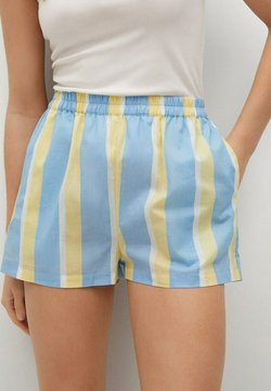 Mango - Pantaloni del pigiama - blue