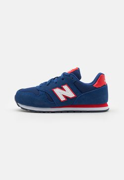 New Balance - YC373SNW - Sneakersy niskie - blue