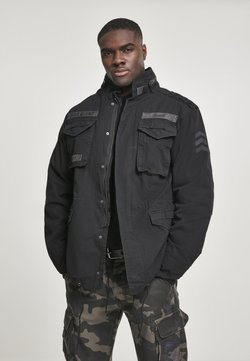 Brandit - GIANT - Parka - black