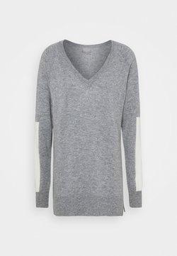 Culture - CUALLI  - Jumper - light grey melange
