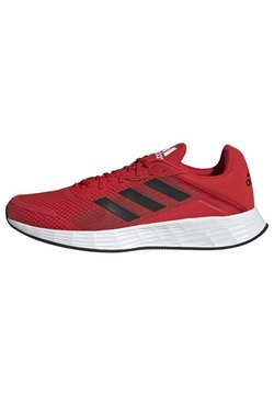 adidas Performance - DURAMO CLASSIC LIGHTMOTION RUNNING SHOES - Zapatillas de running neutras - red