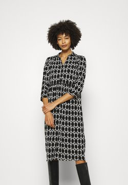 Wallis - CHAIN DRESS - Maxiklänning - mono