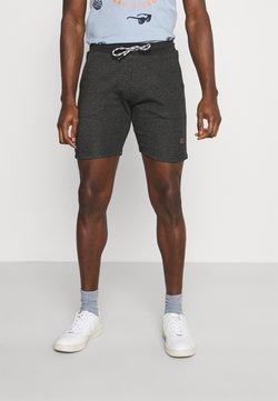 INDICODE JEANS - BRENNAN - Shorts - charcoal