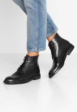 Melvin & Hamilton - SALLY - Ankle boots - black
