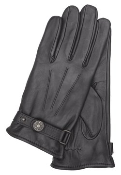 Gretchen - HAMBURG - Fingerhandschuh - black