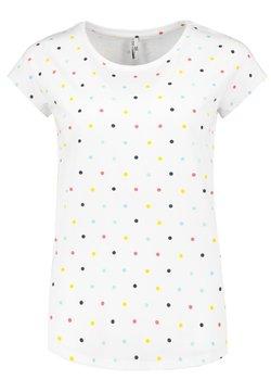 Sublevel - T-Shirt print - white
