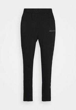 Hummel - LEGACY PANTS - Jogginghose - black