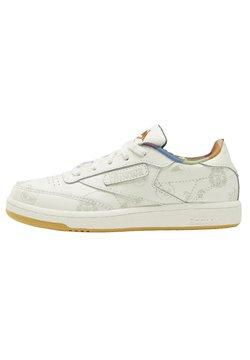 Reebok Classic - CLUB C 85 - KUNG FU PANDA - Sneakers laag - white