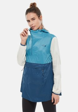 The North Face - WOMENS FANORAK - Windbreaker - blue