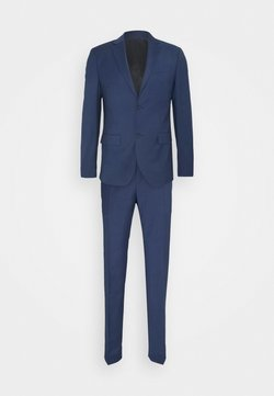 Calvin Klein Tailored - TROPICAL STRETCH SUIT - Suit - navy